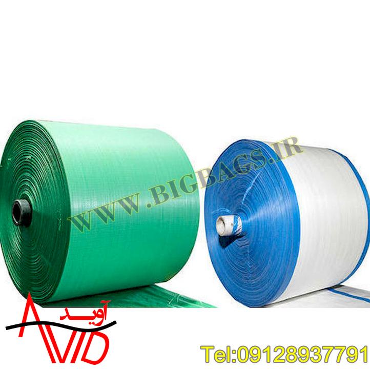 قیمت گونی پلاستیکی متری
